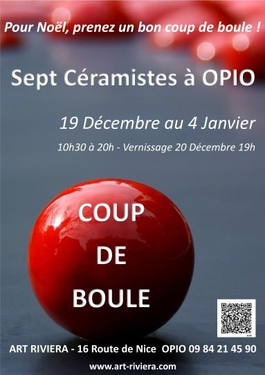2014 12 Coup de Boule à Opio